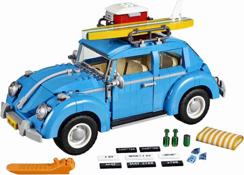 All images ©2016 LEGO Group LEGO designers have developed a new flashback kit, an advanced model tha