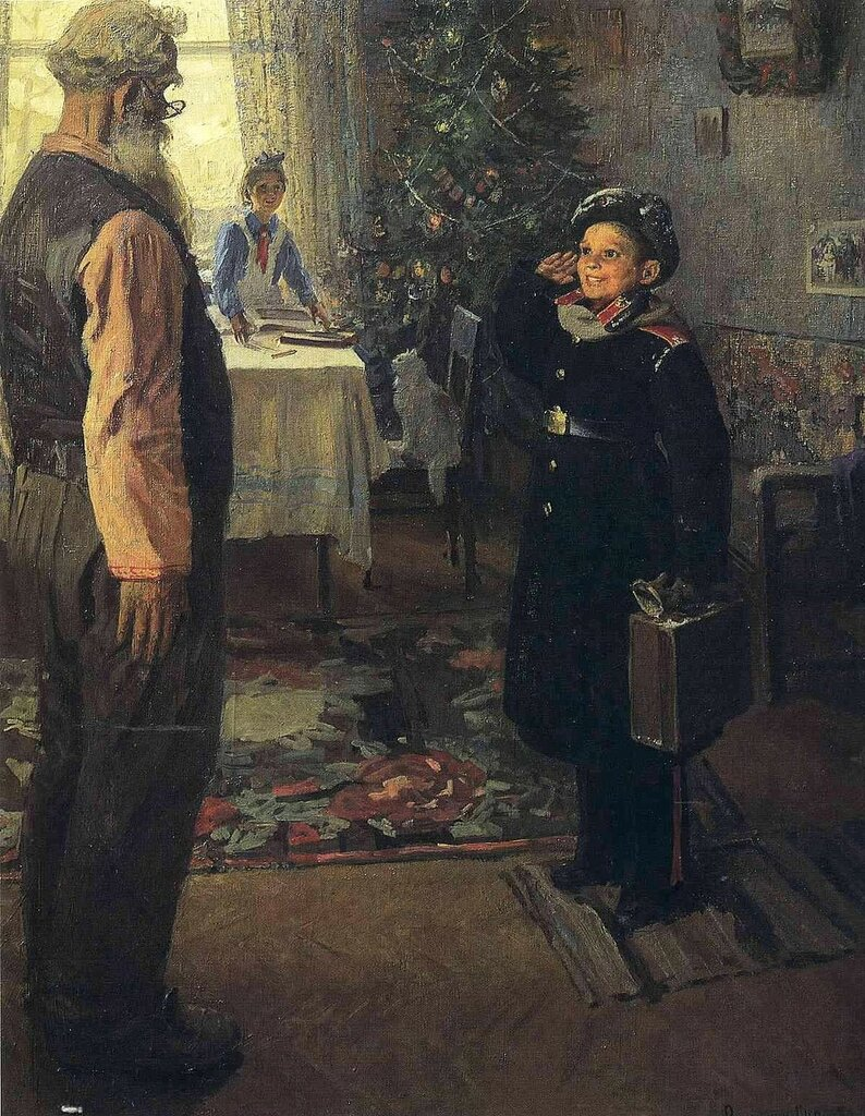 Ф.Решетников