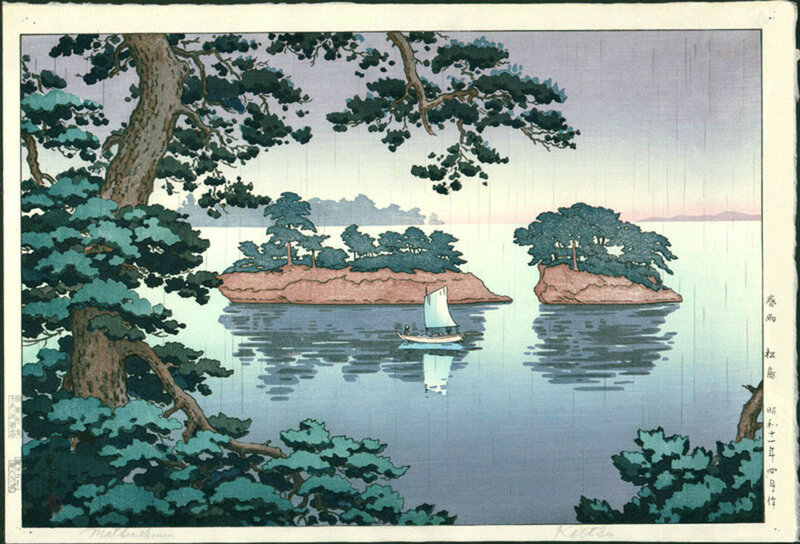 Tsuchiya_Koitsu-Collection_of_Views_of_Japan-Spring_Rain_at_Matsushima-00027632-031030-F12.jpg