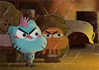 ��� ������� �������� (Gumball Game Worms)