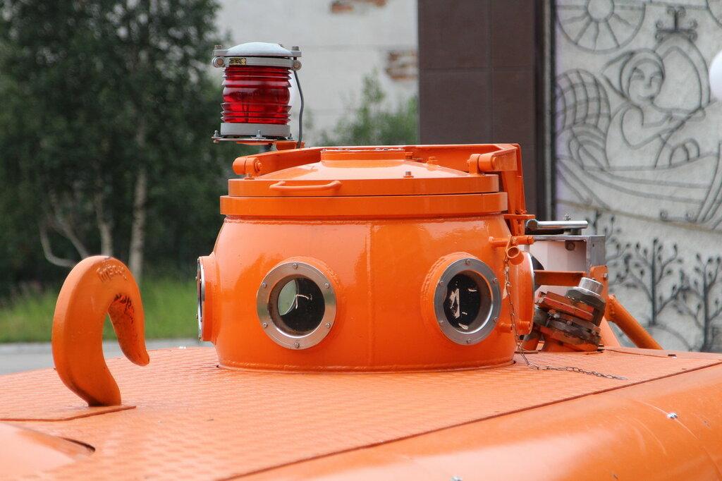 Автономный водолазный ПА