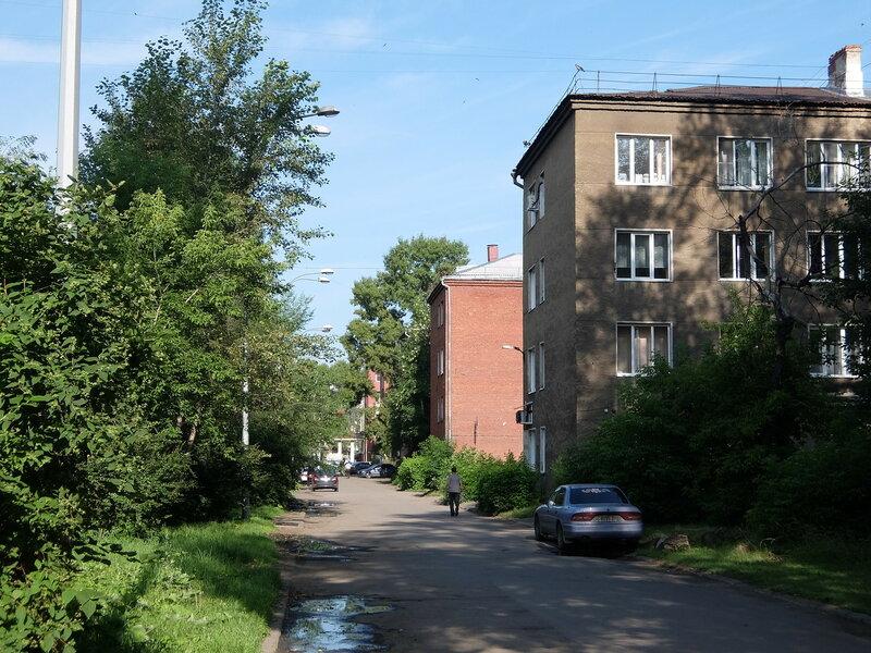 Новокузнецк - Проспект Энтузиастов