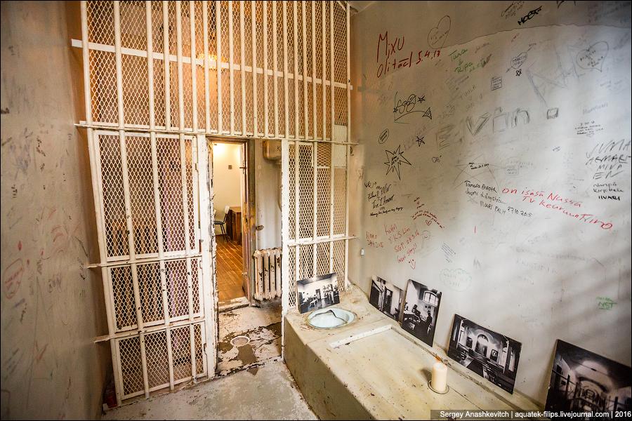 Отель-тюрьма Katajanokka