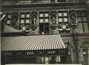 1918. Визит во Францию короля Италии Виктора Эммануила III 20 декабря