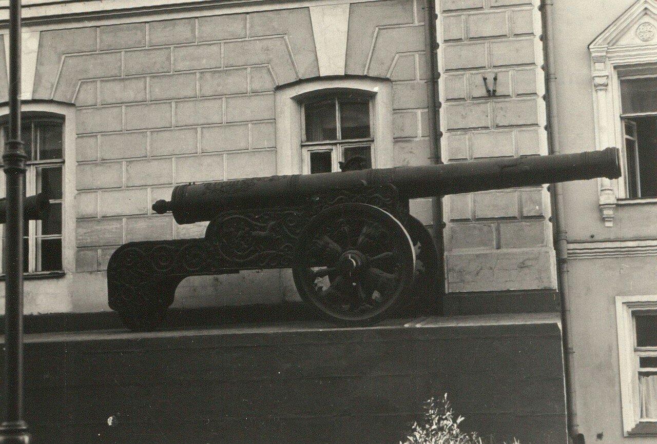 Кремль. Пушка