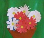 Фёдорова Лиза (рук. Попова Эльвира Ивановна) - Весенние цветы