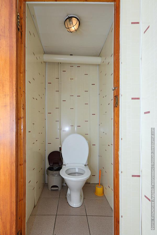 теплоход родная русь женский туалет