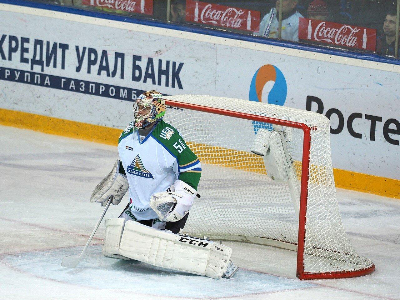 31Плей-офф 2016 Восток Финал Металлург - Салават Юлаев 25.03.2016