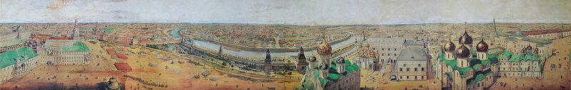 1845-46 Вид с Ивана Великого панорама4.jpg