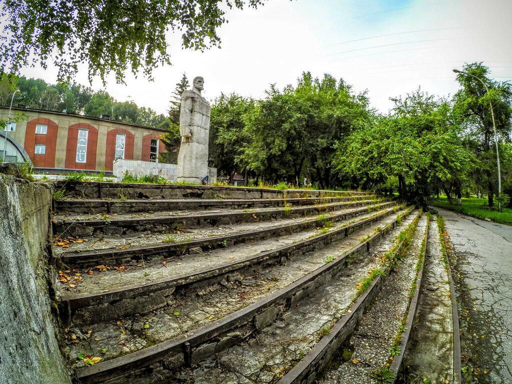 Достопримечательности исторического центра Златоуста