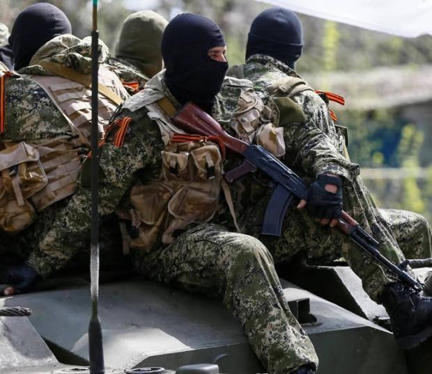 """""""Затишье"""" в зоне АТО: Террористы открыли огонь по Авдеевке, в ход пошли минометы, - штаб"""