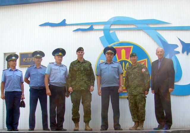 Специалисты Королевских ВВС Канады проведут курсы по вопросам безопасности полетов для украинских военнослужащих, - Минобороны. ФОТО