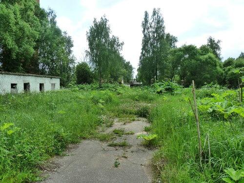Район соревнований «Московский рогейн - 2016»