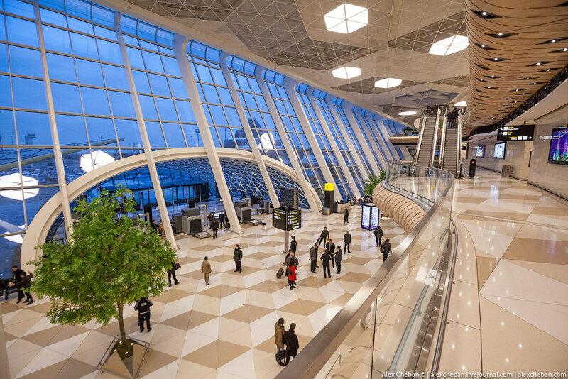 Добрые аэропорты! Бесплатные экскурсии для пассажиров между рейсами