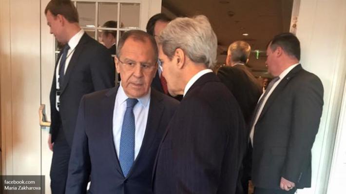 Никаких секретных переговоров сСША поСирии нет— МИД Российской Федерации