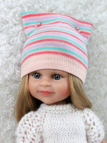 Клёпа в шапочке