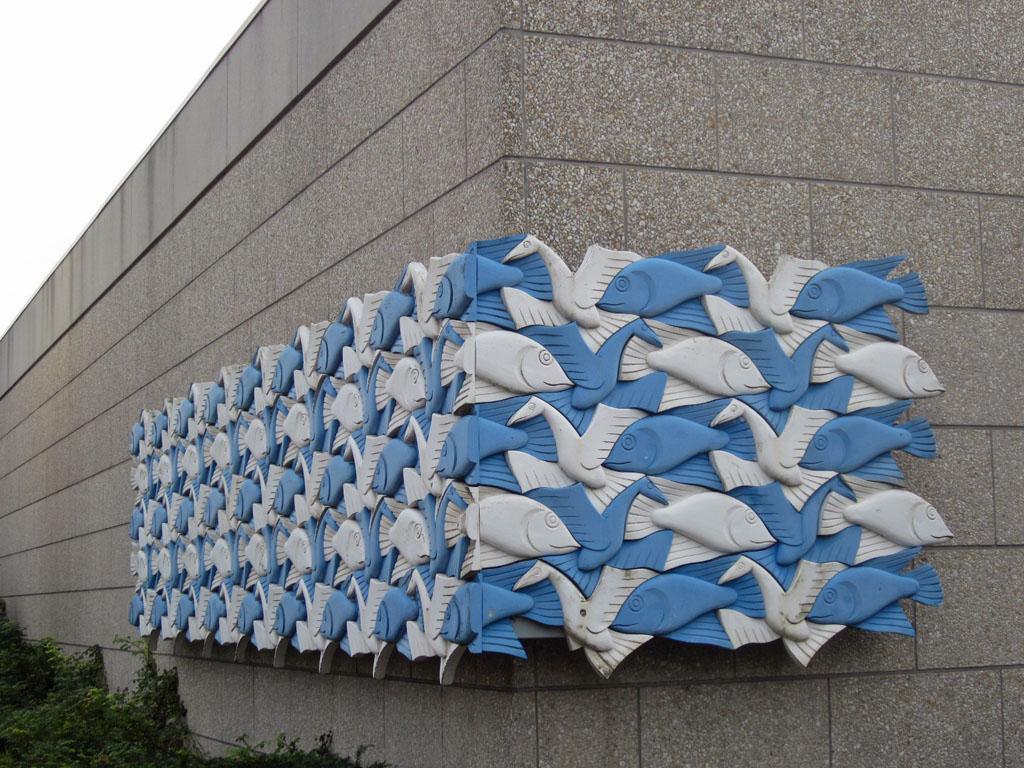 В Милане проходит выставка работ художника-графика Маурица Корнелиса Эшера