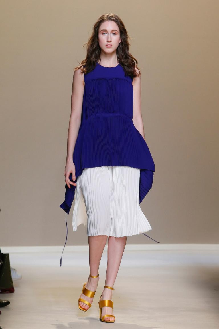Неделя моды в Милане: Krizia