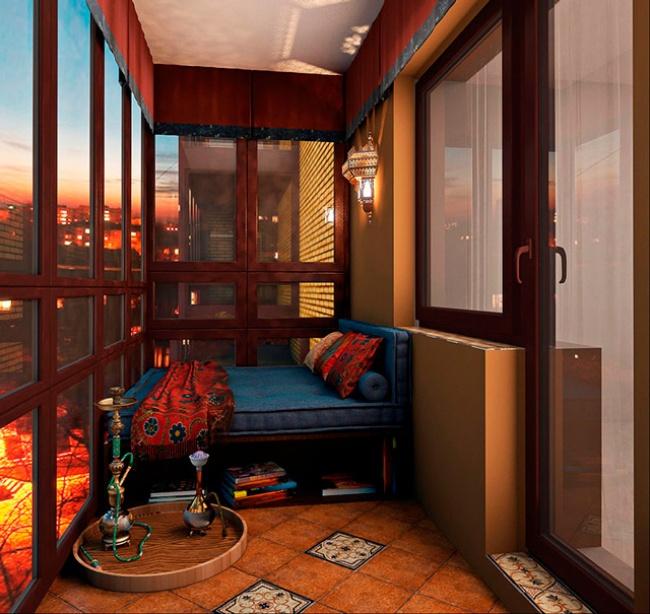 20идей, как превратить маленький балкон вуголок для отдыха (21 фото)