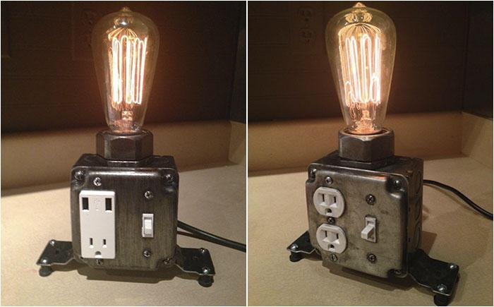 4. Функциональность Любую лампу можно оборудовать комплектом с портами USB.