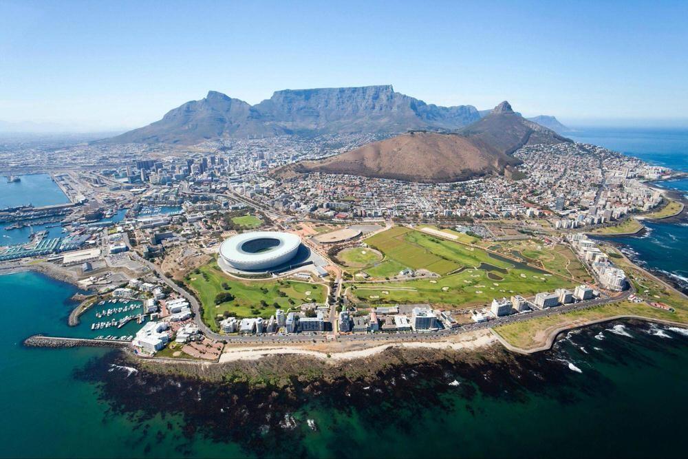 19. Кейптаун, ЮАР .