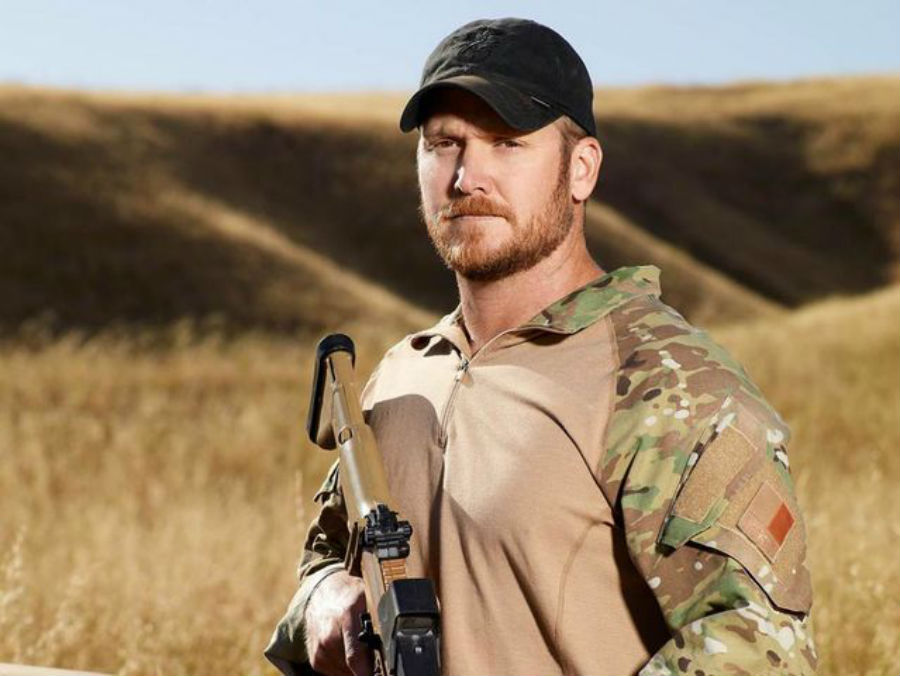 Крис Кайл — наиболее результативный снайпер в истории Вооруженных сил США, во время службы в Ираке л