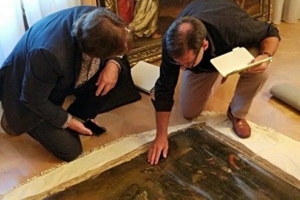Нидерландские специалисты подтвердили подлинность картин, отысканных вУкраинском государстве