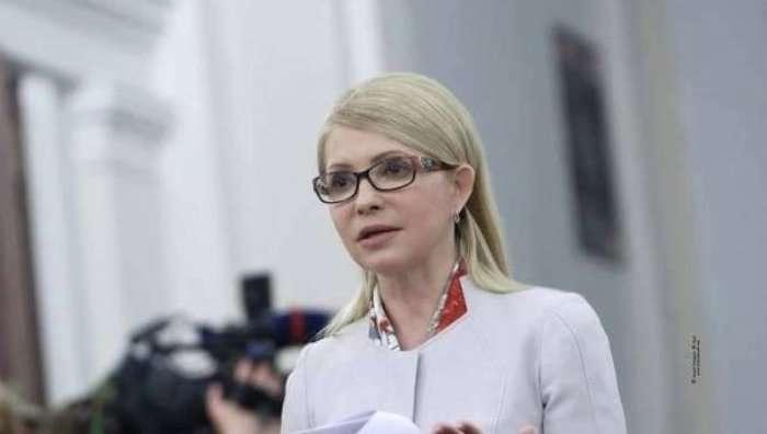 Тимошенко назвала разрушительным для Украинского государства проект бюджета на предстоящий год