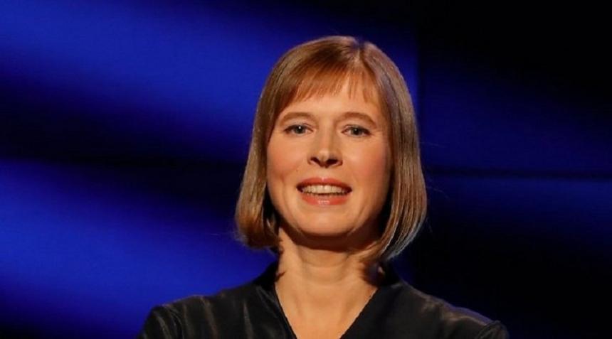 Напост президента Эстонии впервый раз избрана женщина