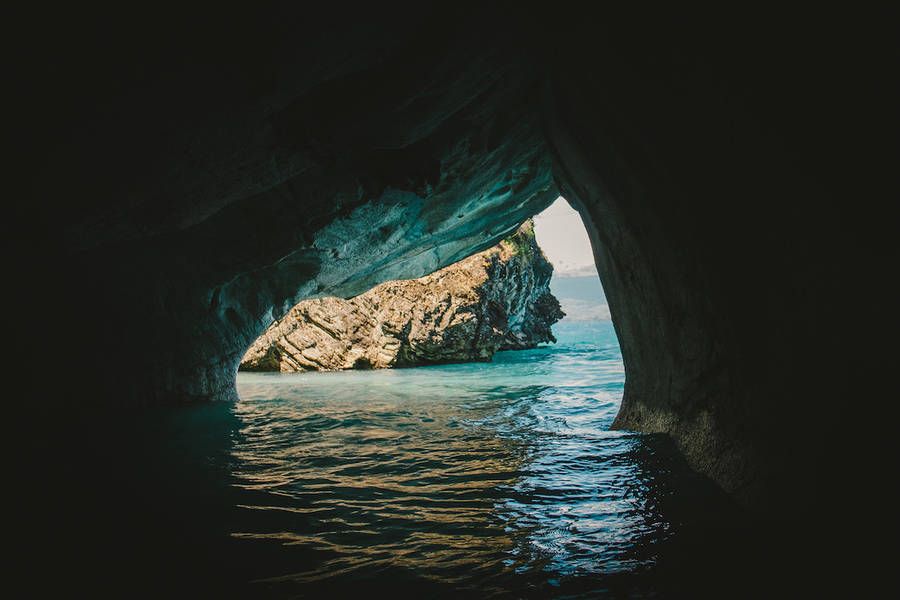 Amazing Navigating Chile Marble Caves