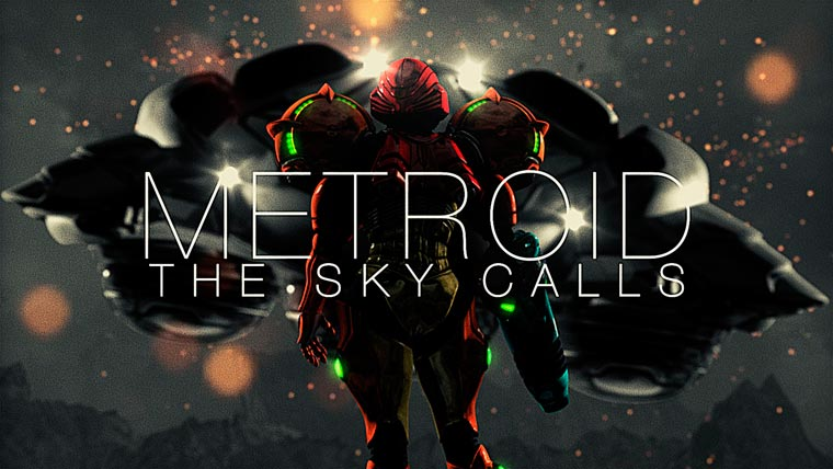 METROID: The Sky Calls - An impressive short film inspired by the cult video game