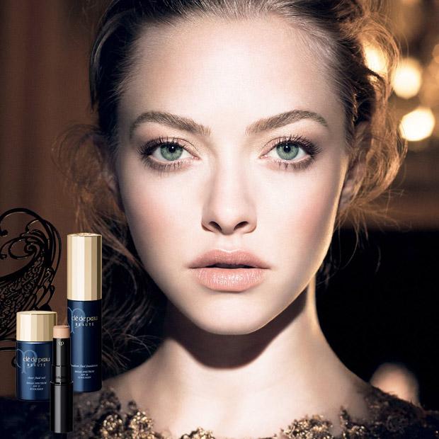 Amanda Seyfried for Cle de Peau Beaute FW15 (2 pics)