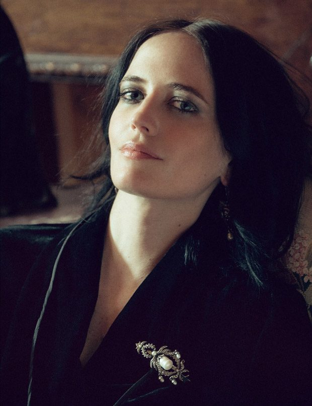 The Magical Eva Green Stuns from the Pages of The Edit Magazine