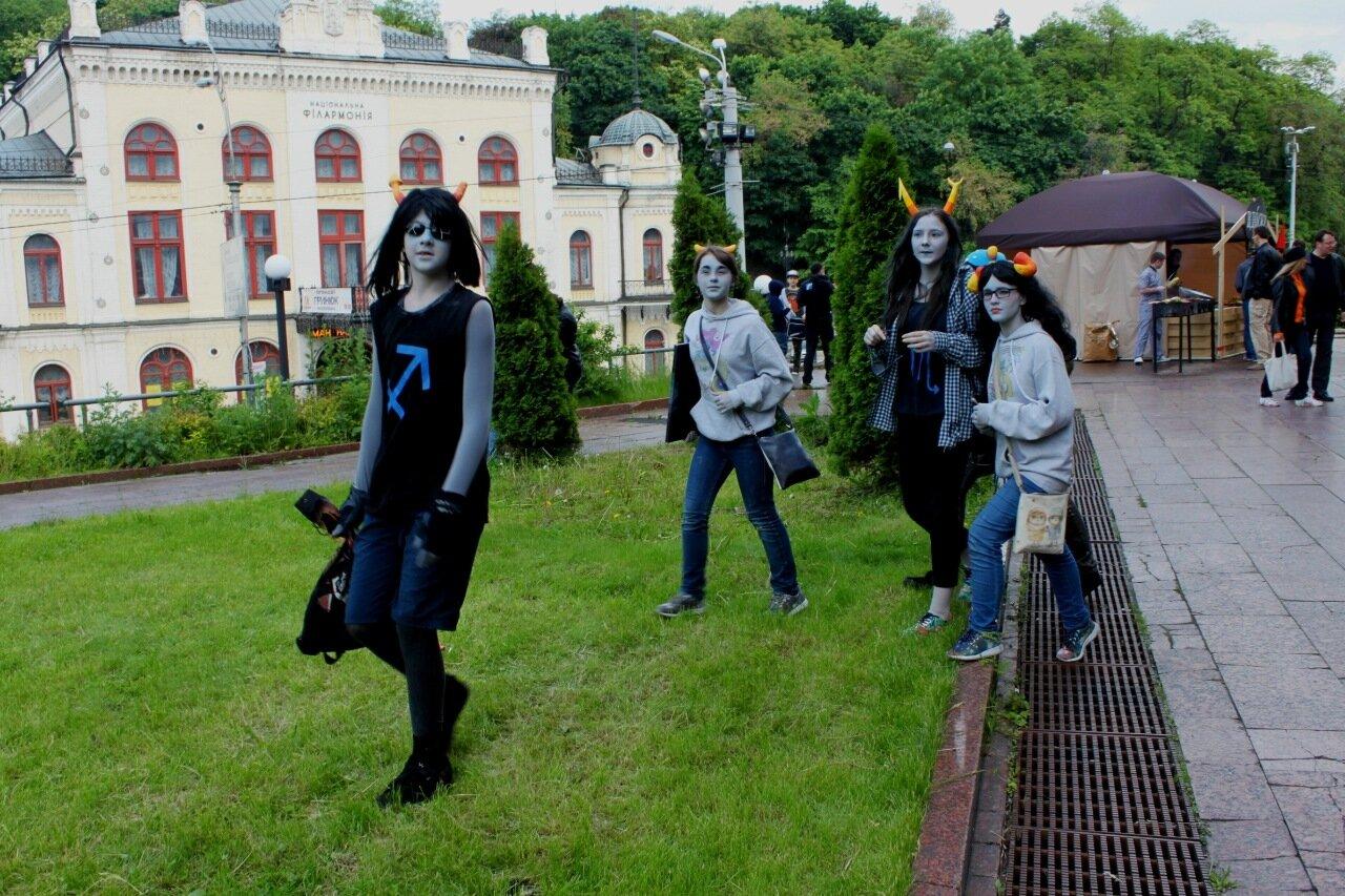 Фестиваль Kyiv Comic Con