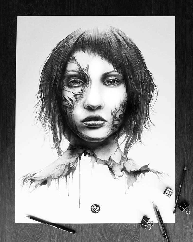 Endless - Les nouvelles illustrations de PEZ