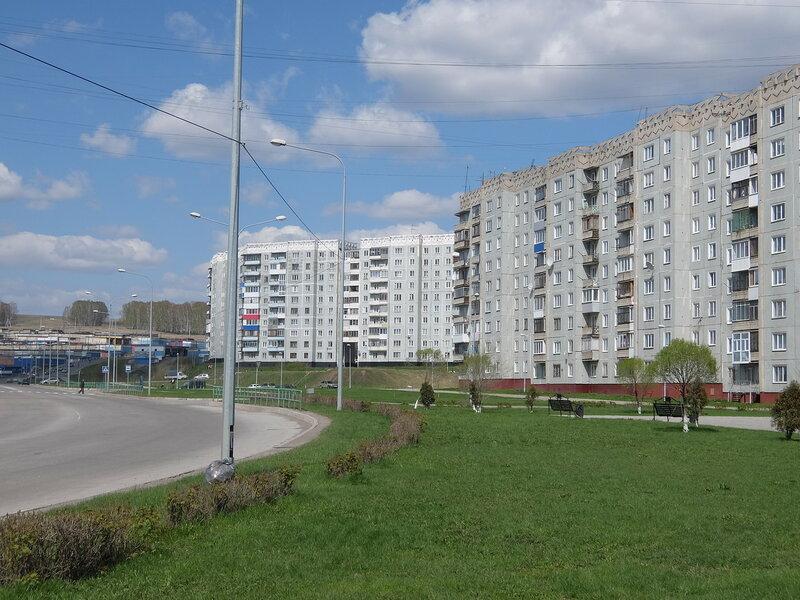 Улица Чернышева