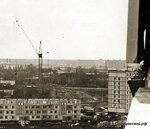 Ул.Производственная, справа стоит д.1к.1, идет строительство первого дома. 1980-1983гг.