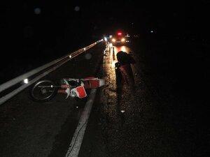 В Надеждинском районе насмерть разбился мотоциклист