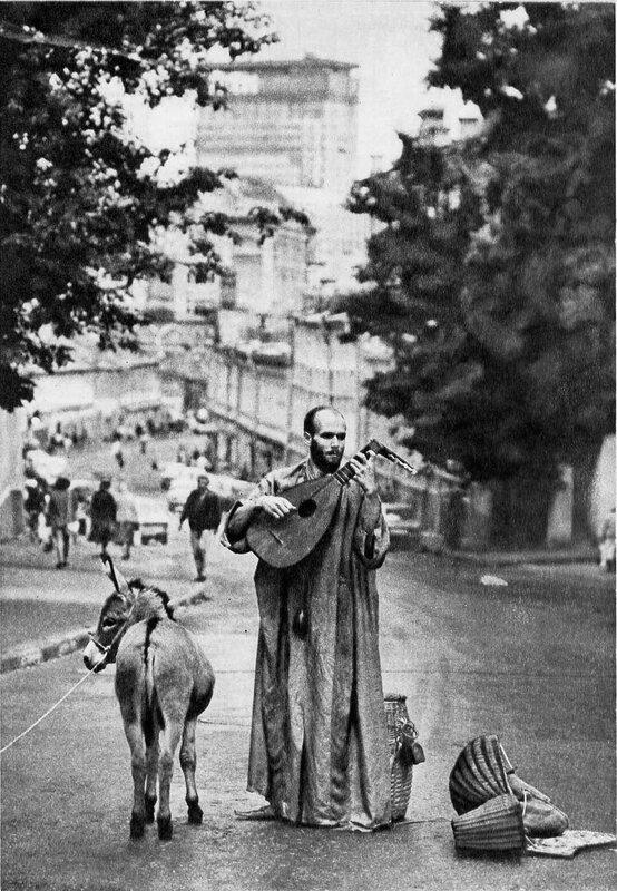 36328 Осёл на улице Забелина Игорь Михайлович Зотин 1991.jpg
