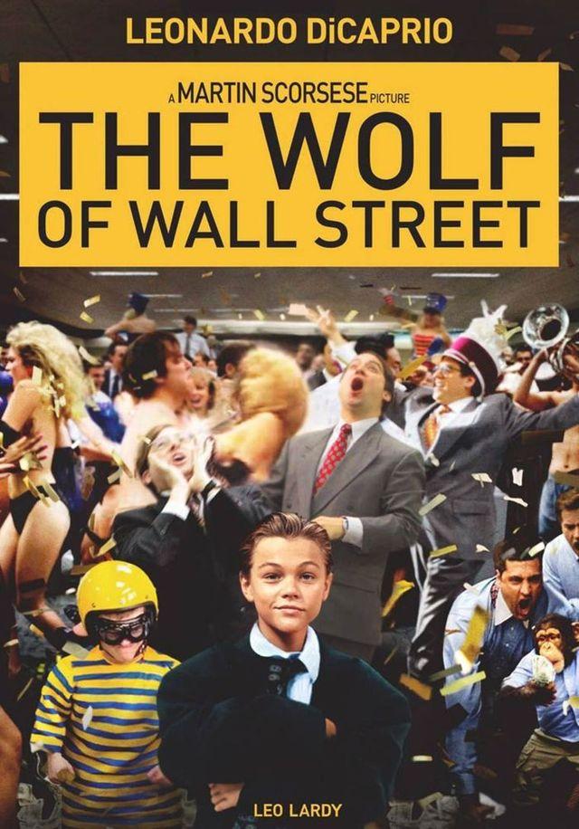 2. «Волк с Уолл-Стрит»