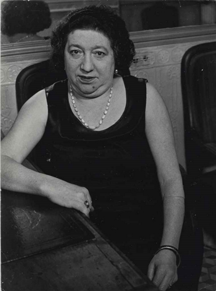 1932. Бордель «Сюзи». Бандерша