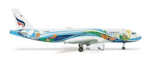 "A320 (Bangkok Airways ""Krabi"")"