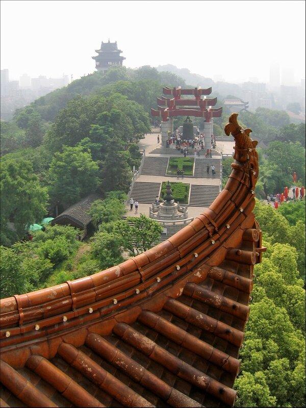 Парк Хуанхэлоу, Ухань