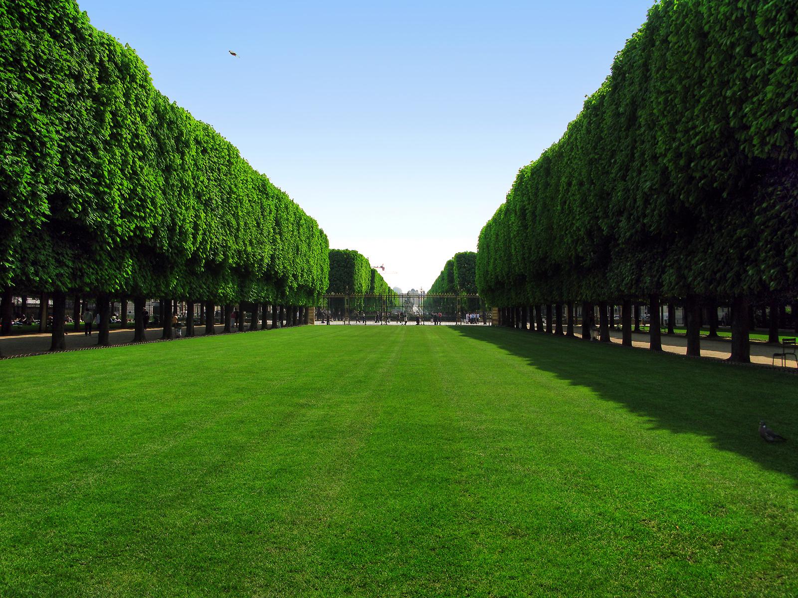 Парижские бульвары
