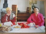 Анна Марли и Асия Хайретдинова  2002 год
