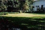 Лужайка у дома Анны Марли