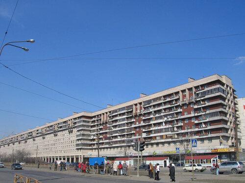 Бухарестская ул 72к1