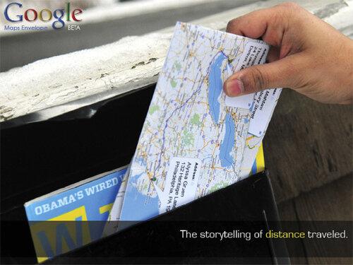 google envelopes
