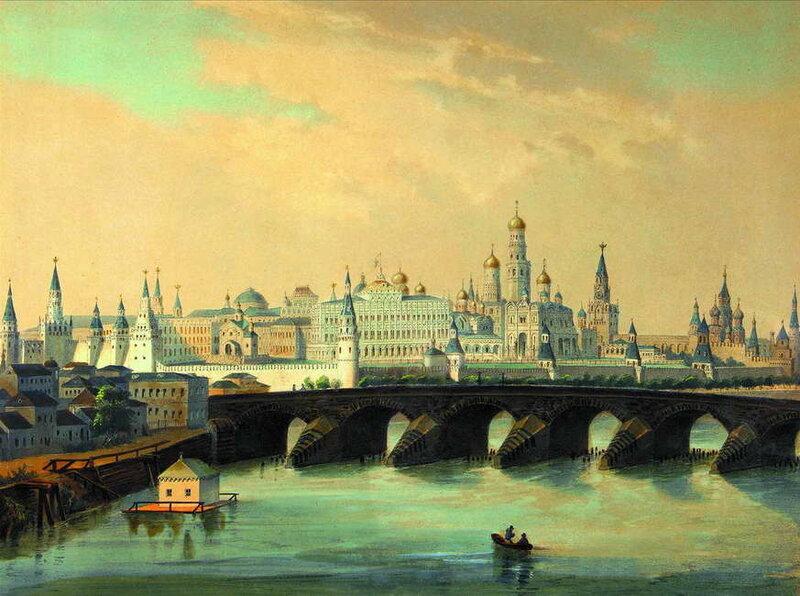 Памятные места Петербурга - все картинки 1024х768!  Москва - река.