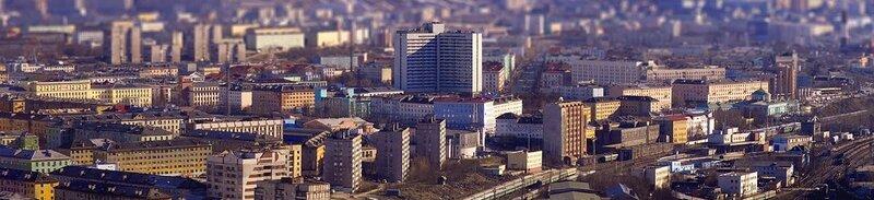 Мурманск - город Герой